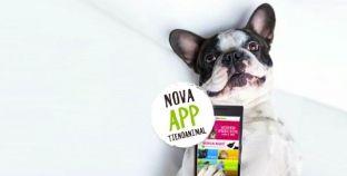 Descubra a nova App de Tiendanimal!