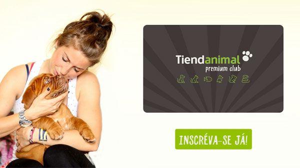 Programa de Fidelização Tiendanimal Premium Club