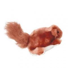 Brinquedo Esquilo com erva gateira Dr Noys´ by Kong