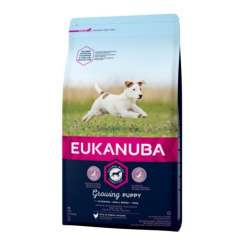 Eukanuba Puppy&Junior Raças Pequenas