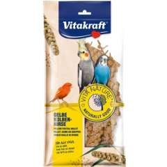 Vitakraft Comida para pássaros espigas de milho