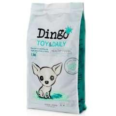Ração para cães Dingo Toy & Daily raças pequenas e minis