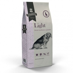Ração para cães adultos Criadores Light Raças médias e grandes