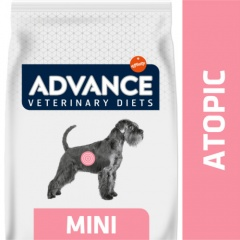 Advance Veterinary Diets Atopic Mini ração para cães mini
