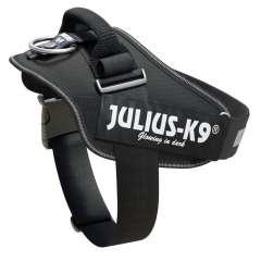 Arnês ergonómico Julius K9 IDC preto
