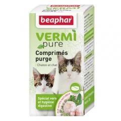 Antiparasitário interno natural Beaphar gatos