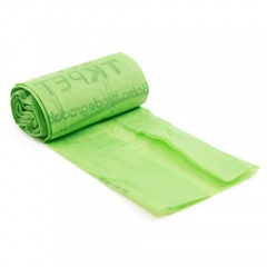 Sacos biodegradáveis TK-Pet para fezes