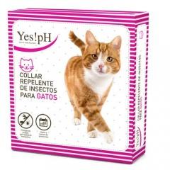 Coleira repelente de insetos para gatos Yes!pH