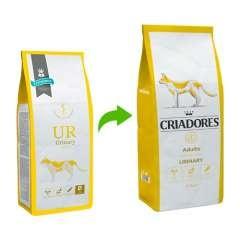 Ração Criadores Dietetic Urinary para gatos