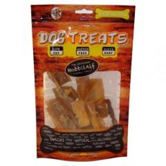 Pontas de tendão de vitela para cães