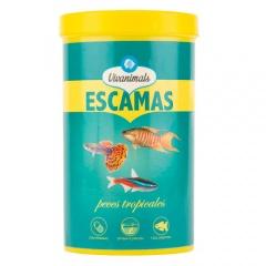 Flocos para peixes tropicais Vivanimals