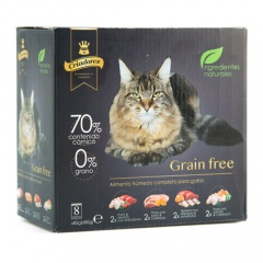 Multipack Criadores Grain Free húmido