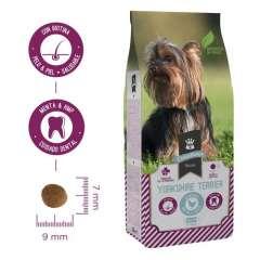 Ração Criadores Raças Yorkshire Terrier