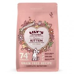 Ração Lily's Kitchen Curious Kitten gatinhos