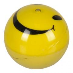 Bola sorridente com luz