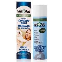 VetAid spray enzimático cuidado de feridas