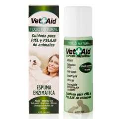VetAid espuma enzimática cuidado da pele
