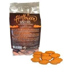 Biscoitos com abóbora especial Halloween