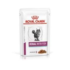 Royal Canin Feline Renal Peixes Húmido