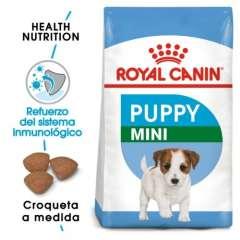 Royal Canin Mini Puppy raçÃo seca para cachorro raças mini
