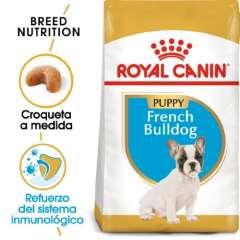 Royal Canin Bulldog Francês Junior