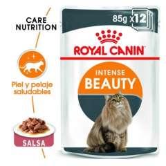 Royal Canin Intense Beauty Molho alimento húmido para gatos