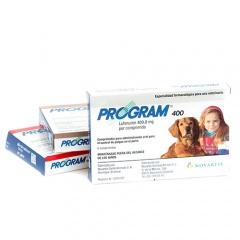 Anti-pulgas em comprimidos para cães Program