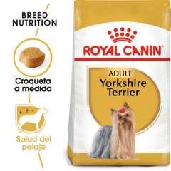Royal Canin Yorkshire Terrier Adult raçÃo seca para cãe de raça