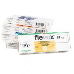 Pipeta antiparasitária para cães Flevox Fipronil 2-10 Kg