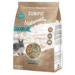 Cunipic Naturaliss para coelhos adultos