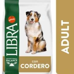 Libra Adult Cordeiro ração para cães