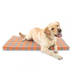 Colchão retangular removível para cães TK-Pet