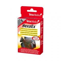 Tetra Medica ExaEx tratamento Hexamita e outras doenças