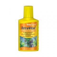 Tetra Vital vitalidade e bem-estar para peixe