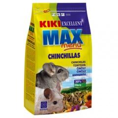 Alimento para Chinchilas KIKI MAX MENÚ