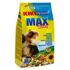 Alimento para Cobaias KIKI MAX MENU