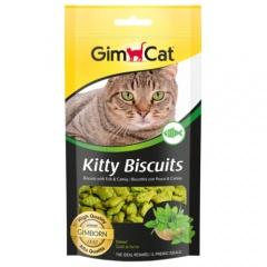 Biscoitos com peixe e catnip GimCat Kitty Biscuits