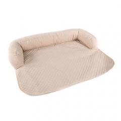 Cama para cães cobre-sofá TK-Pet Utility bege