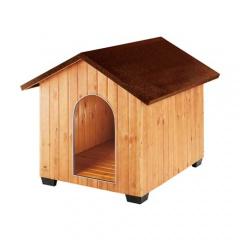 Casota de madeira para cães Domus