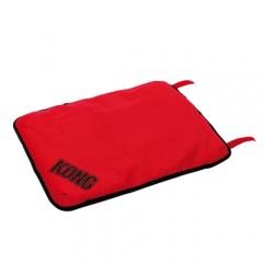 Colchonete de viagem KONG impermeável vermelho