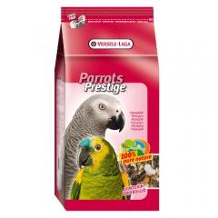 Comida para papagaios, periquitos grandes e caturras Versele Laga Prestige Parrot
