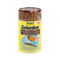 Comida para peixes tropicais Tetra Selection 4 em 1