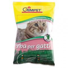 GimPet erva para gatos em sacos