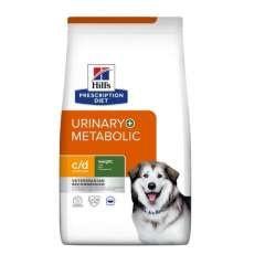 Raçao Hills c/d Multicare + Metabolic para cães