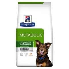 Ração light para cães Hills Prescription Diet Canine Metabolic