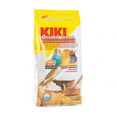 KIKI Pasta de criação e manutenção amarela