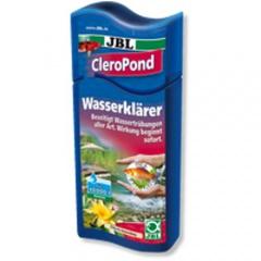 Clarificador de água para tanques Cleropond