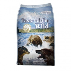 Ração para Cães Taste of the Wild Pacific Stream Canine com Salmão fumado