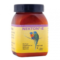 Nekton E para cria pássaros com Vitamina E