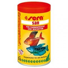 SERA san Comida para peixes